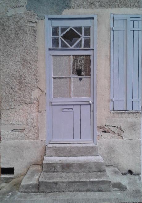 maison abandonnée à ervy